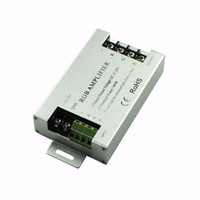 ac power amplifier - high power MAX720W DC12 V A LED RGB Amplifier for RGB LED Strip Power Repeater Console Controller
