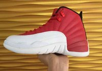 basketball air pump - Drop Shipping Air Retro grm red Men Basketball Shoes Top Quality With box