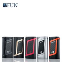TFV8 BABY BEAST baby systems - 100 Authentic SMOK Alien TC Box Mod W Alien MOD Large OLED Screen Fit TFV8 Baby VW TC Function Top Fill System VS G Priv Xcube Ulta