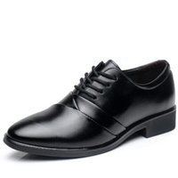 best mens formal shoes - 2016 Elegant mens black oxfords shoes rubber soled dress shoes italian handmade boss shoes best quality mens formal tuxedo shoes