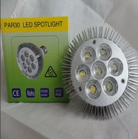 Wholesale Special new store promotion link freeshipping par V x3w W E27 par LED Lighting Spot Lamp light Led bulb spotlight par30 downligh