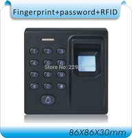 Wholesale Newest D1 Fingerprint Access Control system password KHZ ID card access ID card no software