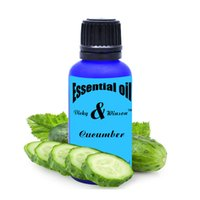 Wholesale Vicky winson Cucumber aromatherapy essential oils anti wrinkle and enhance skin elasticity replenishment ml VWXX14