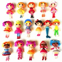 baby bottles bulk - Dolls Accessories Dolls New cm MGA mini Lalaloopsy Doll the bulk button eyes toys for girl classic toys Brinquedos