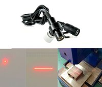 Wholesale The new mm special machine for nmm10mW red laser module positioning light Dot word line cross line