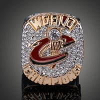 Colecciones de los anillos del campeonato de Cleveland 2016 para los ventiladores