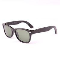Wholesale Brand sunglasses mm mm new designer sunglasse for men women high quality plank sun glasses metal hingle