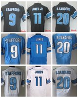 Football barry sanders football jersey - 2017 Color Rush Legend Black Jersey Elite Marvin Jones Jr Barry Sanders Matthew Stafford Cheap Mens Stitched Football Jerseys