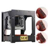 Wholesale Original Brand NEJE mW DIY USB Laser Printer Engraver Cutter Laser Engraving Carving Machine Automatic DIY Tools V1NF