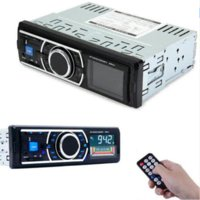 Wholesale Car Radio Player MP3 Player Bluetooth FM Stereo Remote Control AUX IN Audio Player USB SD Port DIN Car Electronics Subwoofer