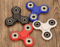 Wholesale HandSpinner Spiral Fingers Bearing Fidget Toy Stainless Steel Hand Spinner Desk Toy Focus Toys Colors High Copy OOA1198