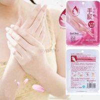 Wholesale Pair Brand New Exfoliating Moisture Hand Peel Mask Remove Scrub Hard Dead Skin