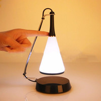 Wholesale Eye protection with Speaker Novelty Light Fashion Creative Music Led Table Touch Switch Lamp Lights Desk Reading Lamps Brightness Adjustable