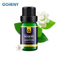 Wholesale QORENY Jasmine Pure Essential Oil ml Anti Aging and Moisturize Skin Stretch Marks Remover Skin Care Ageless Beauty