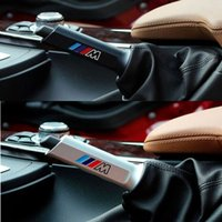 Wholesale Aluminum alloy Hand brake decoration for BMW X1 new1 series new3 series E90 F35 F30