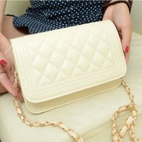 Shoulder Bags beaded embroidered silk fabric - 2016 new female bag embroider line one shoulder BaoLing madame chain han edition fashion handbags undertakes to package bag