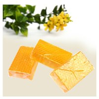 acid peels for face - 1 PC HandMade Soap Whitening Peeling honey Arbutin Honey Kojic acid Soap Glutathione Z3
