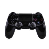 Joystick usb España-PS4 Game Controller USB con cable Joystick Joypad Juegos para PC portátil PS PlayStation 4 con 2 metros Cable USB PS4 Consola Gamepad Controllers