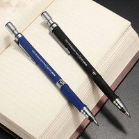 Wholesale New mm Black Lead Holder Mechanical Drafting Drawing Pencil Blue Black For School And Office Stationery