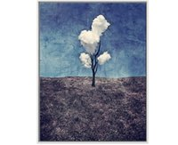 Wholesale Huge Exquisite fashion hand painted oil painting decorative art of modern abstract on the canvas Cotton candy tree Unframed
