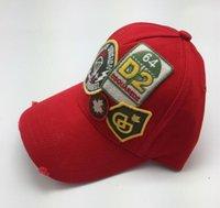 ball patch - High Quality Branded Parachute Division Casquette Men s Women s Embroidery Baseball cap D2 Cotton Hats Patch Caps