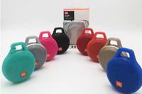 Wholesale Clip2 bluetooth speaker Outdoor Portable mini speaker waterproof wireless speaker handsfree for phone with TF card