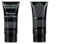 Wholesale HOT SALE SHILLS Deep Cleansing Black MASK ML Blackhead Facial Mask