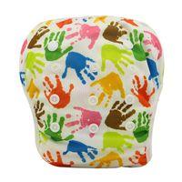 baby swimwear boy - 3pcs Swimwear for Boys Girls Reusable Board Short Trunks Baby Swim Diaper Cloth Diapers Baby Nappies Unisex Training Pant