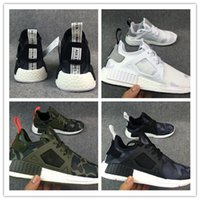 Wholesale hot newest With Original box NMD runner R3 sneakers Three generations camo Camouflage shoes