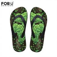Men best slipper brand - Hot Sale Green Plant Slippers for Beach Sport Summer Style Flat Heel Mens Brand Flip Flops Best Quality Casual Sandalias Hombre