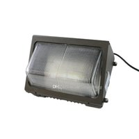 Wholesale UL DLC LED Wall Pack Light w w w w w outdoor Wall Mount LED garden lamp AC V K Mean Well Driver