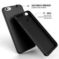 anti skid plate - New Arrival Real PC Plating Silicone TPU Case For Iphone S iPhone Plus Case Soft Back Cover Dual Layer Tire Defender Anti Skid Capa