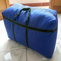 air pillows packaging - Hot Sale Large Capacity Oxford Cloth Luggage Bags Thicken Durable Folding Storage Bag Unisex Travel Air Travel Package Bags ZD0066
