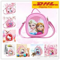 Cheap Backpacks Kids lovely backpack Best Unisex 1-6 years old Frozen backpack for girls