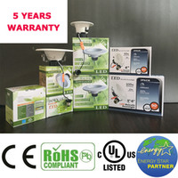 aluminum goods - 8W W led down lights sale stock in US passed UL cUL years warranty high bright good price led light