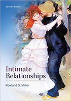 Wholesale 2017 New Book Intimate Relationships th Edition by Rowland Miller Author ISBN