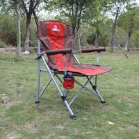 Wholesale Strong Bearing Portable Sun Lounge Outdoor Leisure Chair Folding Fishing Chair Camping Breathable Furniture