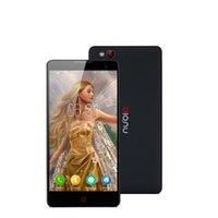 Wholesale Nubia Z7 Max NX505J G LTE Bit Quad Core Qualcomm Snapdragon GHz GB GB inch FHD GPS WiFi MP Camera Smartphone