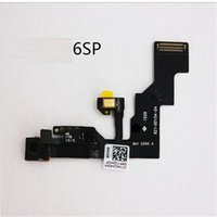 Wholesale Small Camera For iPhone S s plus G PLUS Front Camera Lens with Proximity Light Sensor Flex Cable