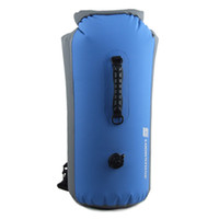 art inflation - Brand Big Capacity L L L Outdoor Rafting Waterproof Bags Swimming Snorkeling Bags Inflation Backpack Waterproof Bags