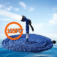 best garden hose reel - atering Irrigation Garden Hoses Reels Best Extensible Magic Flexible Garden Water Hose Blue FT For Drip Irrigation