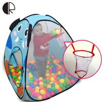 Wholesale Baby Toys Tent New Arrivals Indoor Outdoor Play Tent Children Infant Camp Teepee Kawaii Elephant Dog Tents barraca HT3474