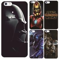 apples silica gel - Silicone Popular Star Wars Phone Case For iPhone plus S S SE cartoon transparent soft Ultra slim silica gel Tpu Phone Cover
