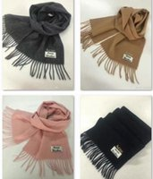 acne fashion - acne studios cashmere scarf children luxury brand warm scarf Chirstmas gifts for children cm cm winter scarves
