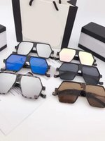 Wholesale Large Frame Retro Sunglasses Sunglasses Europe and The United States Face Polygons Men and Women Sunglasses