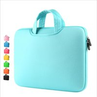 backpacks business - pic Portable Laptop PC Bags handbags for Macbook pro air inch Sponge Made backpacks