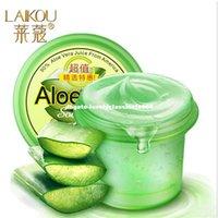 acne holes - 120g Aloe Vera Gel Skin Care Wrinkle Removal Moisturizing Anti Acne Oil Control Blain To Imprint Blain Scar Concave Hole Cream