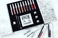 Wholesale Newest Kylie Holiday Edition Kit Kylie Holiday Edition box kyshadow Kylie jenner lip DHL sets