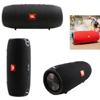 Wholesale JBL XTREME Portable Bluetooth Subwoofer Wireless mega bass DBB D Music speakers with fabric surface splash proof Outdoor party rock