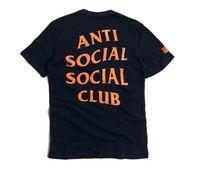Wholesale Anti Social Social Club UNDEFEATED T Shirt Women Men Brand Hip Hop PARANOID ASSC Fear Of God Trasher YEEus fitness Kanye